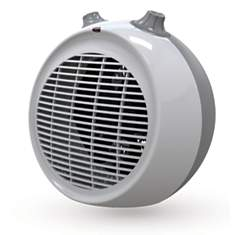 Radiateur soufflant compact et très  pui