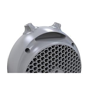 Radiateur soufflant compact et très  puissant 3000 W EWT