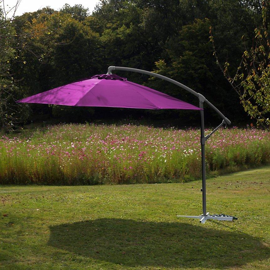 Parasol déporté eco 300 Pro Loisirs