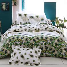 Taie percale Peacock TRADILINGE