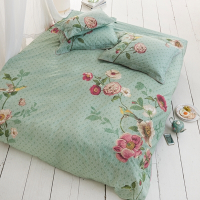 Drap housse percale Pip Poppy PI...