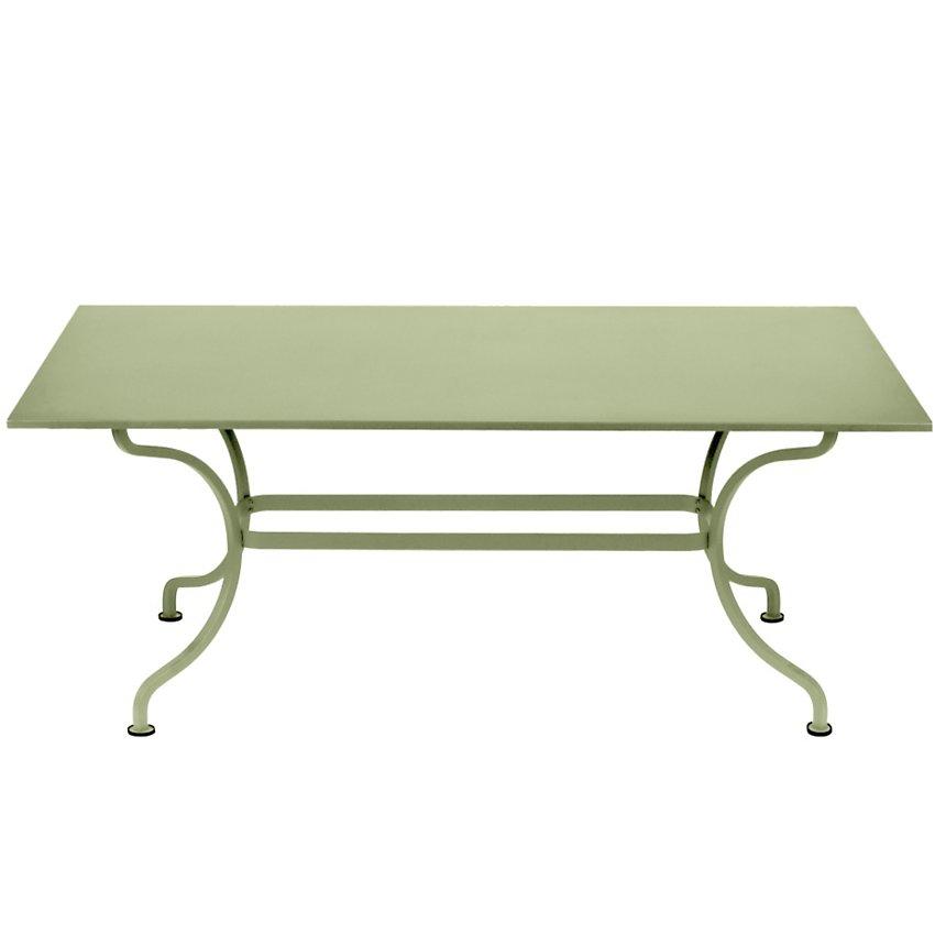 Table FERMOB Romane 180 x 100 cm,  tout acier