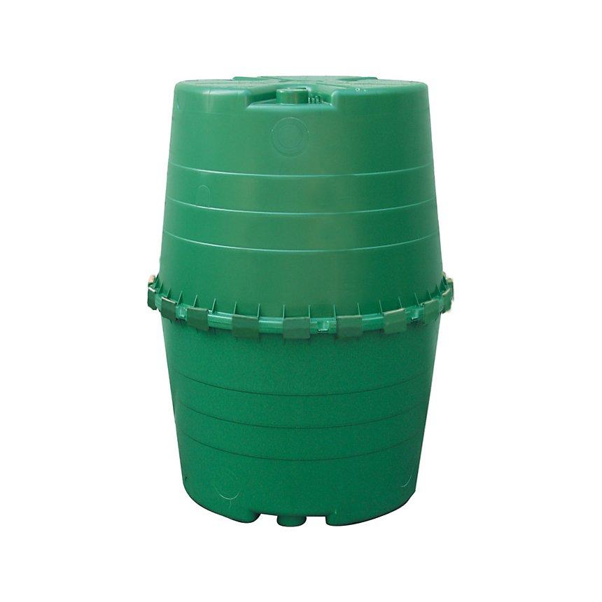 Kit cuve de récupération d'eau 1300 L  Top Tank