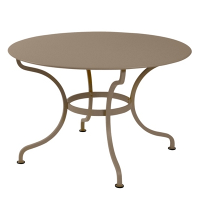 Best table de jardin ronde fermob images awesome for Table ronde design 6 personnes