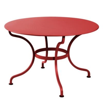 Table ronde FERMOB Romane, 6/8 personnes