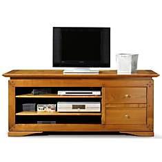 Meuble TV avec 2 tiroirs Salamandre