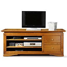 Meuble TV avec 2 tiroirs Salaman...