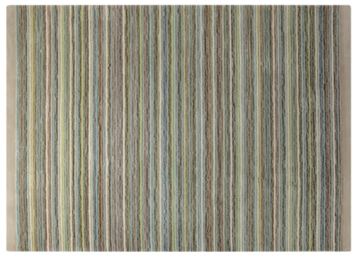 Tapis samba stripes esprit home sable - Tapis camif ...