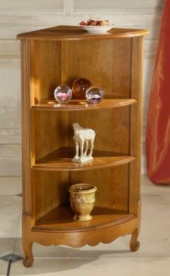 Le meuble d'angle Savignac, chêne