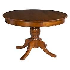 Table Senlis avec pied central et 2 allo...
