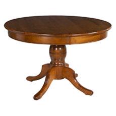 Table Senlis avec pied central e...