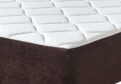 Sommier Dario chocolat DUVIVIER, 14 cm