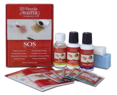 Kit détachage SOS Textile