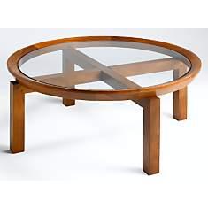 A SAISIR : table basse Soya ronde
