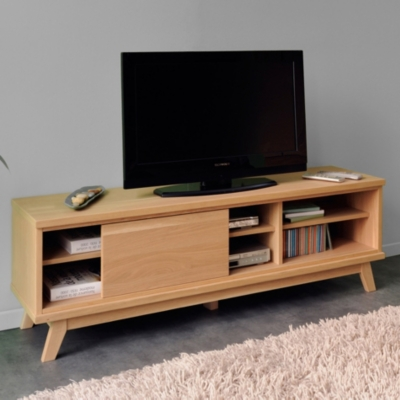 meuble tv porte coulissante sweden. Black Bedroom Furniture Sets. Home Design Ideas