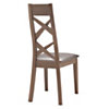 Lot de 2 chaises Sermano
