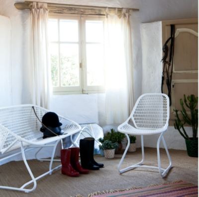 Chaise repas FERMOB Sixties