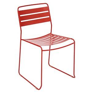 Lot de 2 chaises empilables FERMOB  Surprising
