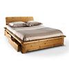 Lot de 2 tiroirs pour lit Tania