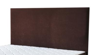 Tête de lit Dario chocolat DUVIV...