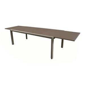Table Juan avec plateau verre Juan  OCEO