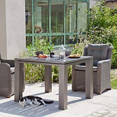 Table OCEO Latino, aluminium 100 x 100  ...