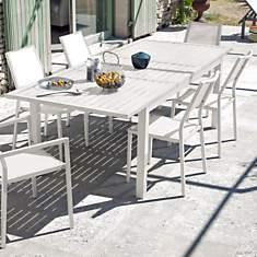 Ensemble table Milano avec 4 chaises et ...