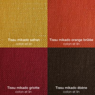 Canapé Naxos coton lin