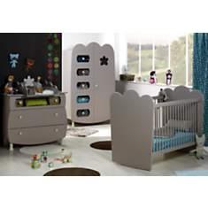 Chambre bébé complète Silène àbarreaux...