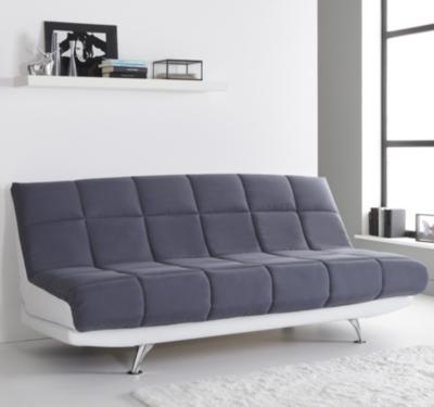 banquette clic clac viborg matelas m moire de forme dunlopillo. Black Bedroom Furniture Sets. Home Design Ideas