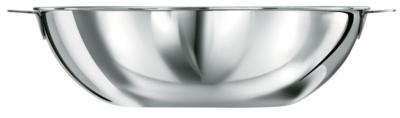 Wok Exceliss + couvercle CRISTEL  Casteline - 28 cm