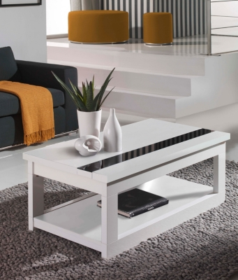 Table basse relevable Zamora