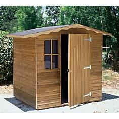 Abri jardin C.I.H.B. Europe 4 m2