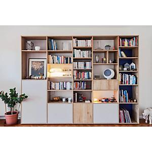 Bibliothèque sur-mesure Daniele MOBIBAM