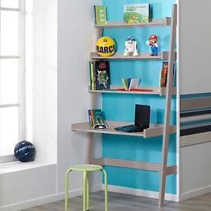 Bureau étagère Samy