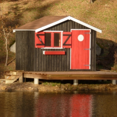 Abri la cabane du pêcheur CIHB