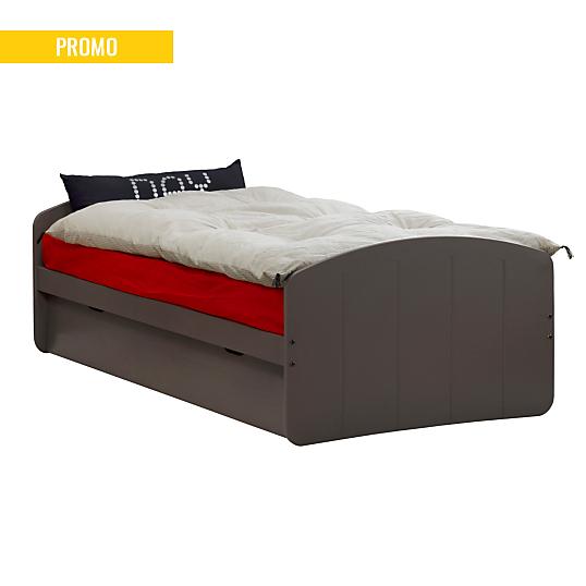 lit gigogne tobia 90 x 190 cm. Black Bedroom Furniture Sets. Home Design Ideas