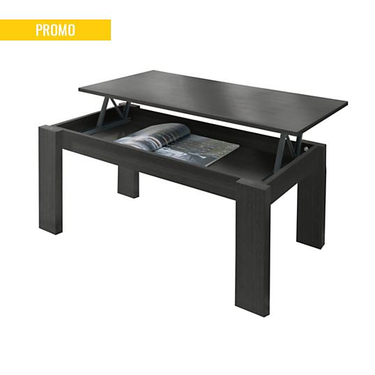 table basse relevable beatriz. Black Bedroom Furniture Sets. Home Design Ideas