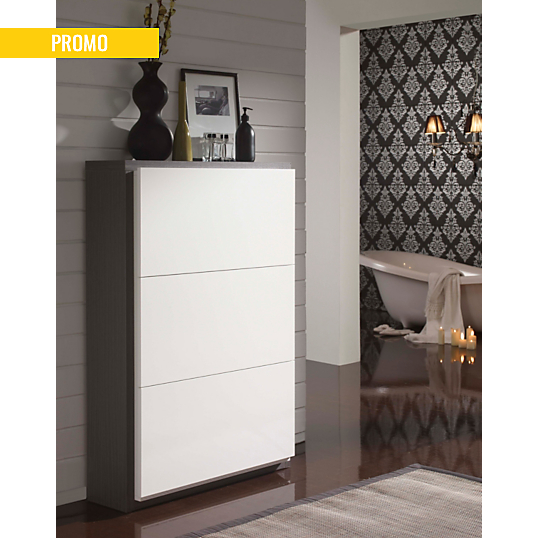 meuble chaussures haut tol de. Black Bedroom Furniture Sets. Home Design Ideas