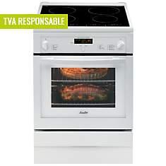 Cuisinière SAUTER SCI1060W induction  4