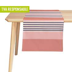 Lot de 2 chemins de table Larrau ARTIGA,