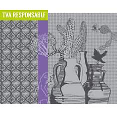 Lot de 4 sets de table antitaches Sous