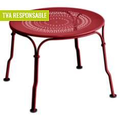 Table basse 1900 FERMOB