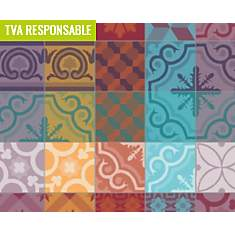 Lot de 4 sets de table Mille Tiles  GARN