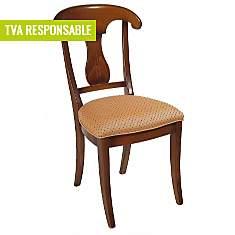Le lot de 2 chaises dos palmette Guérand