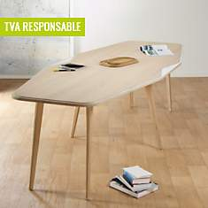 Table rectangulaire Flo