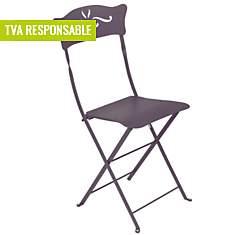 Lot de 2 chaises pliantes FERMOB  Bagate