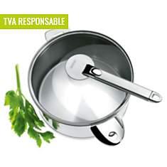3 casseroles CRISTEL Mutine amovibles  -
