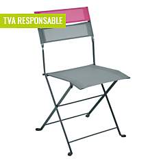 Lot de 2 chaises pliantes FERMOB  Latitu