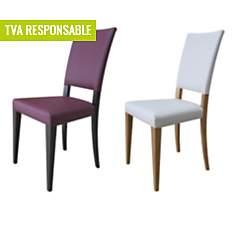Lot de 2 chaises Solya